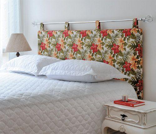 Cabeceiras para cama box modelos e fotos - Cortinas para cama ...