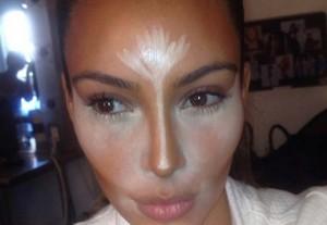 Tutorial Maquiagem Kim Kardashian 2