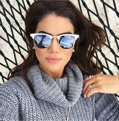 Óculos de Sol 2016 Modelos óculos de Sol das Famosas 12