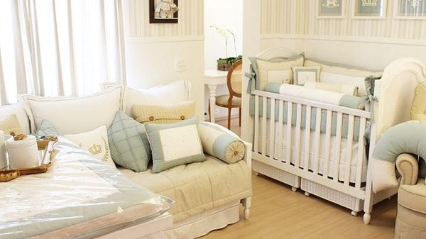 Decoração Para Quarto de Bebê – 26 Ideias Bacanas Para Anotar-6