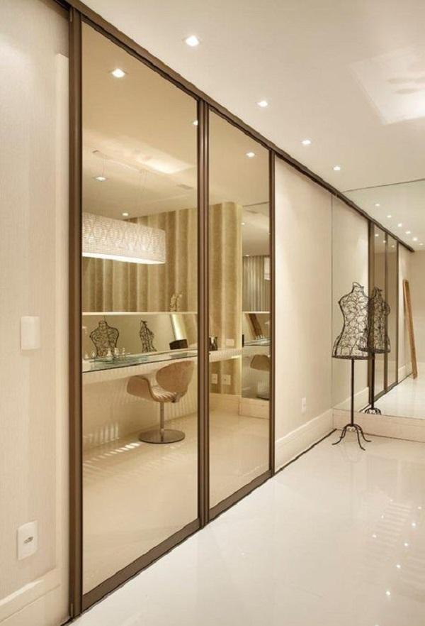 Modelos de closets para casa 15 modelos lindos for Modelos de closets