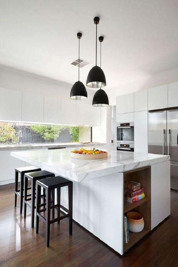 Cozinha Com Ilha Americana 25 Modelos E Fotos