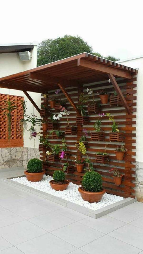 Jardim Suspenso – Veja Dicas e 25 Modelos Lindos-8