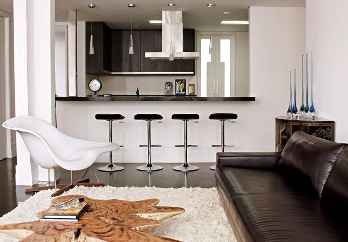 Apartamentos Decorados Pequenos – Veja 22 Ambientes Inspiradores-7