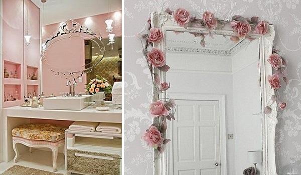 Banheiros Decorados – 19 Ideias Para Você Fazer Igual! -> Decoracao De Banheiro Com Louca Preta
