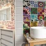 Banheiros Pequenos Decorados – 11 Dicas para Decorar o Seu
