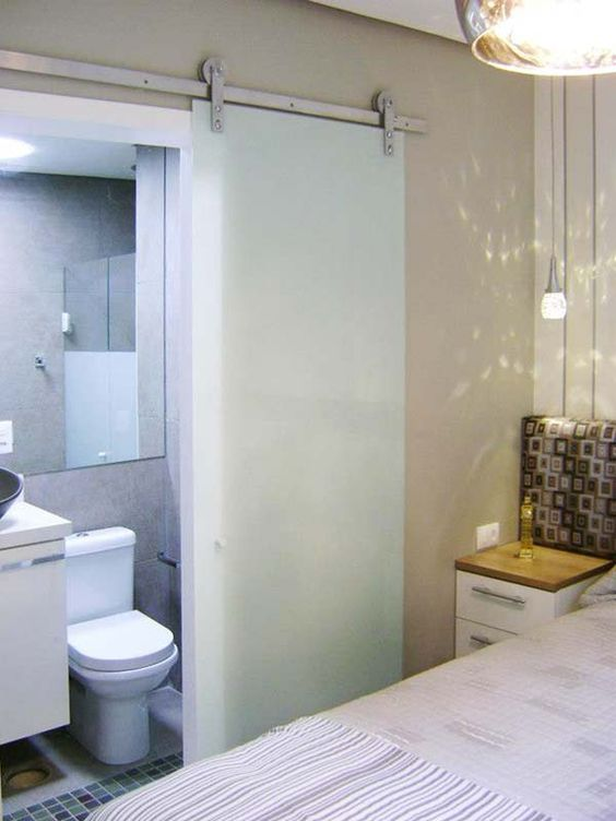 Banheiros Pequenos Decorados – 11 Dicas para Decorar o Seu -> Banheiro Pequeno Quarto
