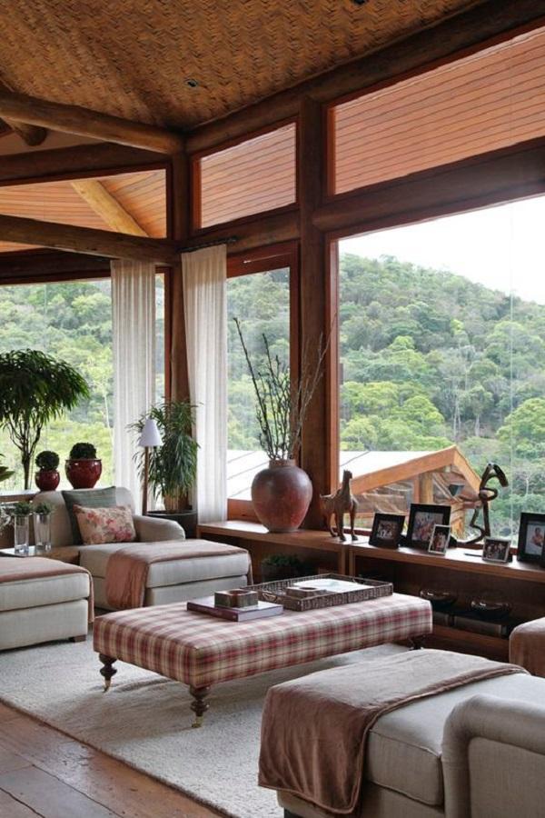 Casa de campo conhe a 20 op es lindas - Imagenes de casas de campo ...