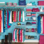 Closets Pequenos – 24 Ideias Práticas e Lindas Para Te Inspirar