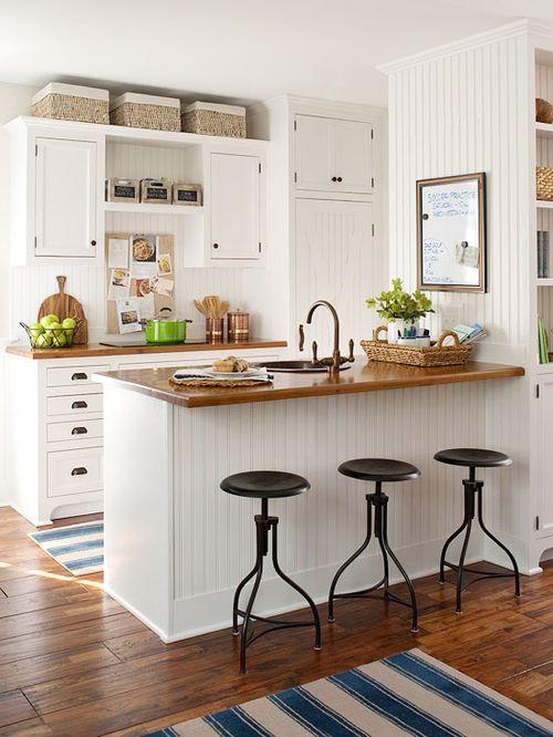 Cozinha Americana – 20 Modelos incríveis para se inspirar-1