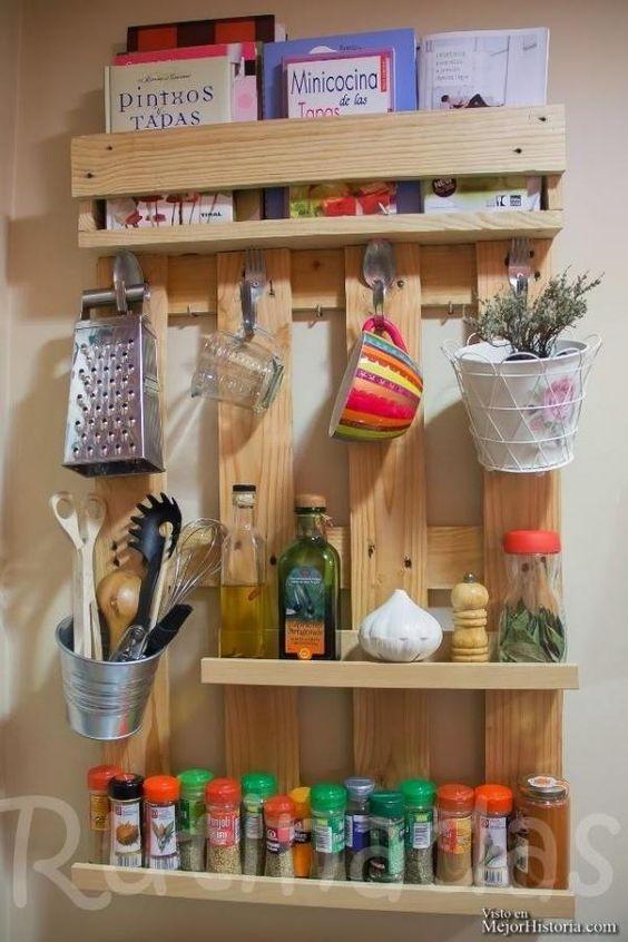 Decoração Para Casa com Palete - Ideias Para se Inspirar 5