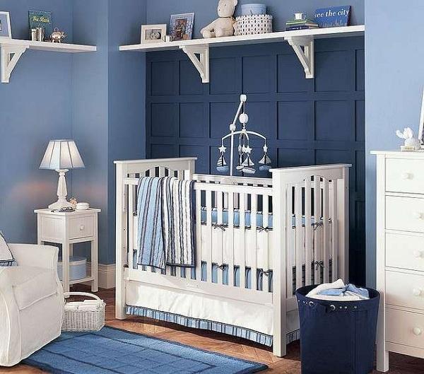 Decoração Para Quarto de Bebê – 26 Ideias Bacanas Para Anotar-8