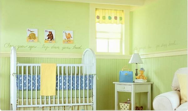 Decoração Para Quarto de Bebê – 26 Ideias Bacanas Para Anotar-20
