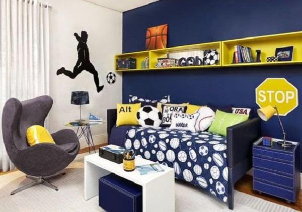 quarto de menino 1Quarto de Menino – Veja 20 ideias e fotos criativas-6