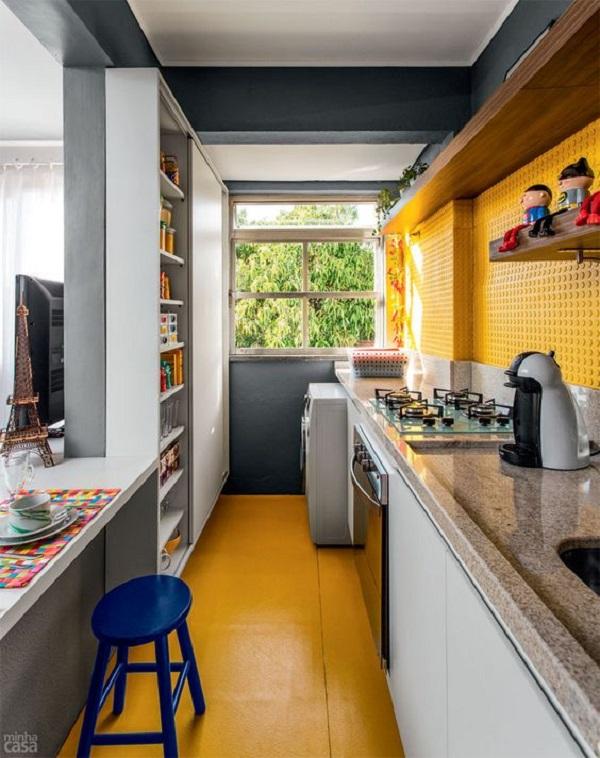 Revestimentos para Cozinhas – Ideias para sua casa ou apartamento-14