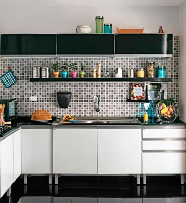Revestimentos para Cozinhas – Ideias para sua casa ou apartamento-15