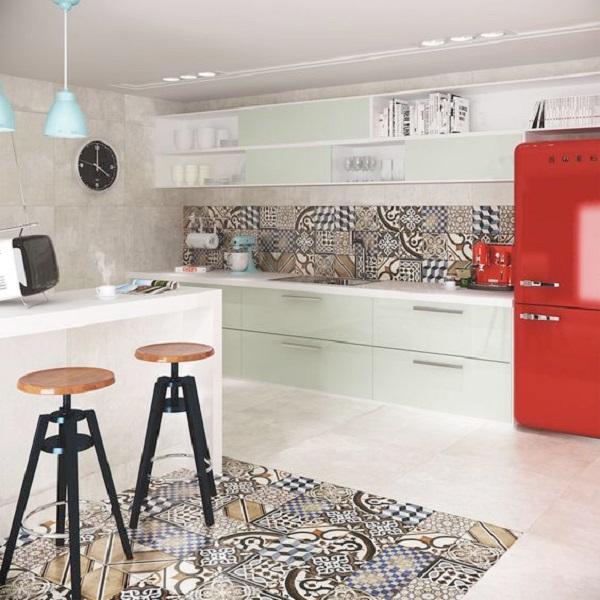 Revestimentos para Cozinhas – Ideias para sua casa ou apartamento-9