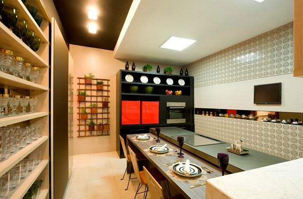 Revestimentos para Cozinhas – Ideias para sua casa ou apartamento-18
