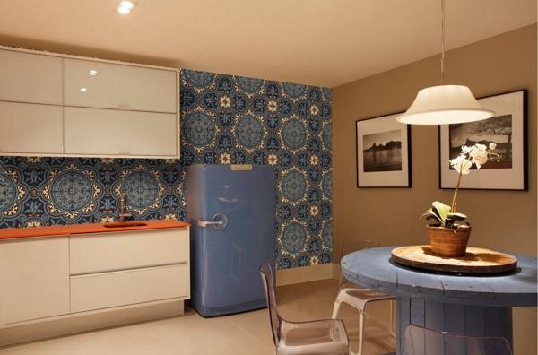 Revestimentos para Cozinhas – Ideias para sua casa ou apartamento-20