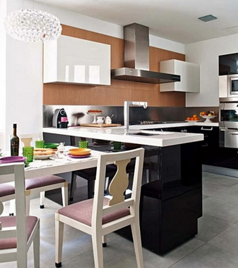 Revestimentos para Cozinhas – Ideias para sua casa ou apartamento-21
