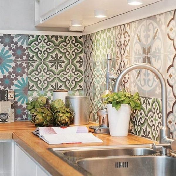 revestimentos para cozinhas ideias para sua casa ou apartamento. Black Bedroom Furniture Sets. Home Design Ideas