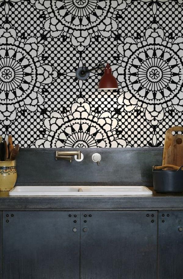 Revestimentos para Cozinhas – Ideias para sua casa ou apartamento-10