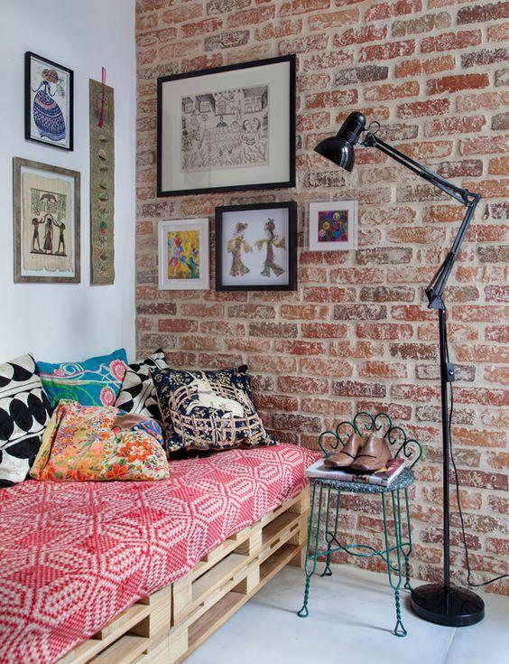 Decoração Para Casa com Palete - Ideias Para se Inspirar 11