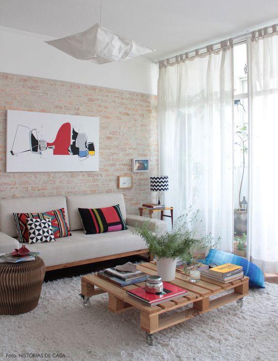 Decoração Para Casa com Palete - Ideias Para se Inspirar 10