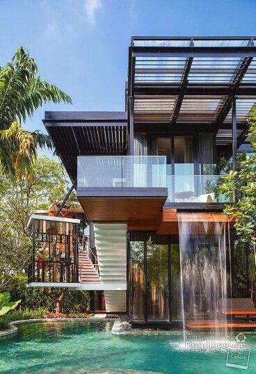 casas modernas 1