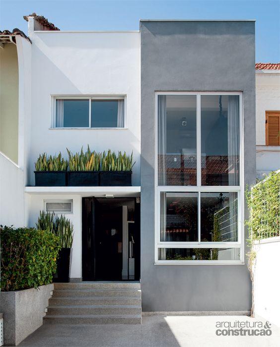 Modelos de casas modernas x ideias para se inspirar for Modelos de casas procrear clasica