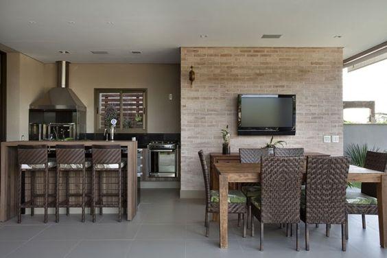 Modelos de casas modernas x ideias para se inspirar - Casas modernas interior ...
