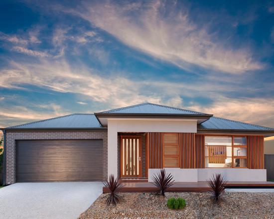 Fachadas de Casas – 21 Modelos para você se inspirar-11