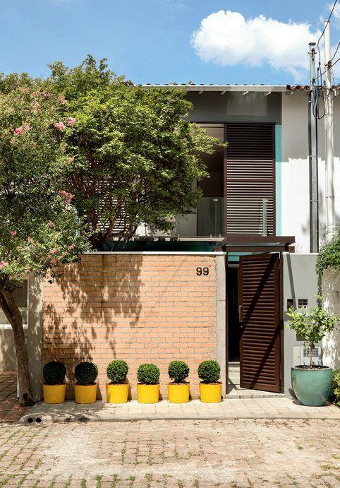 Fachadas de Casas – 21 Modelos para você se inspirar-14