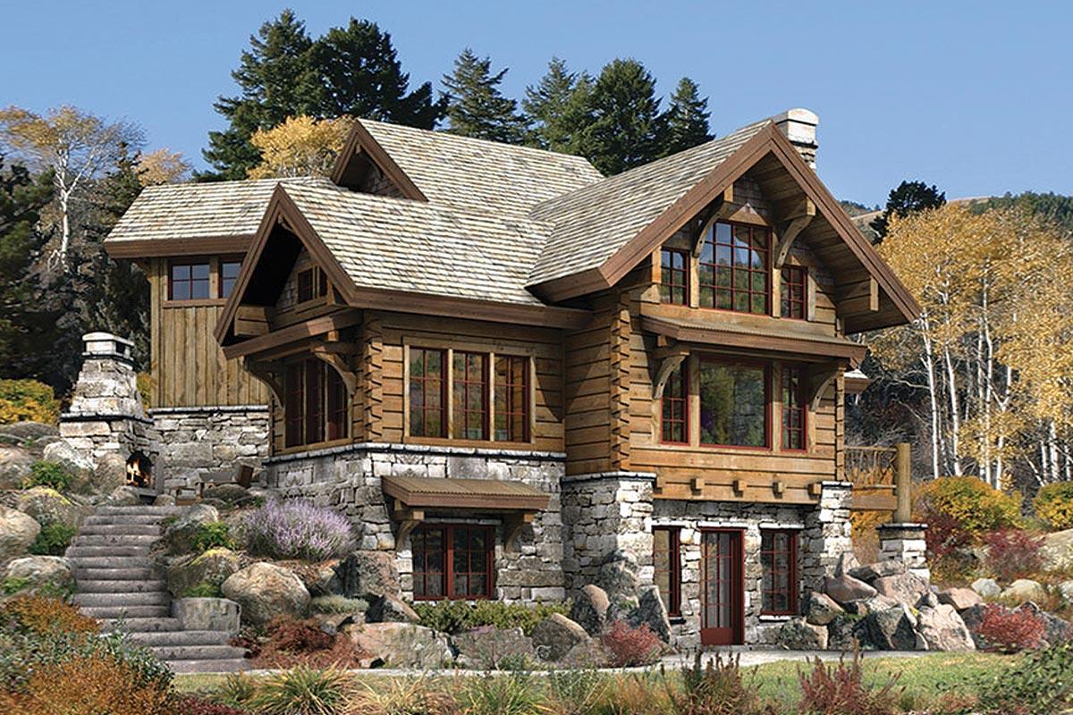 Fachadas de Casas – 21 Modelos para você se inspirar-5