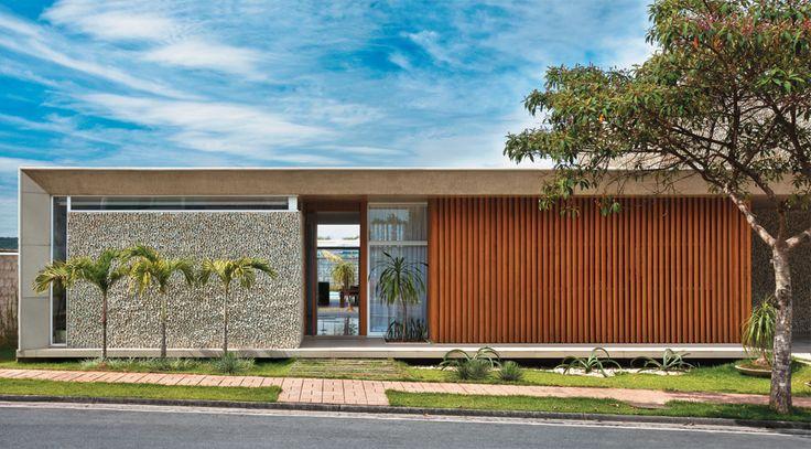 Fachadas de Casas – 21 Modelos para você se inspirar-7