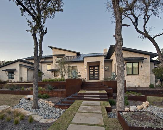 Fachadas de Casas – 21 Modelos para você se inspirar-9