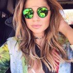Óculos de Sol 2016 Modelos óculos de Sol das Famosas