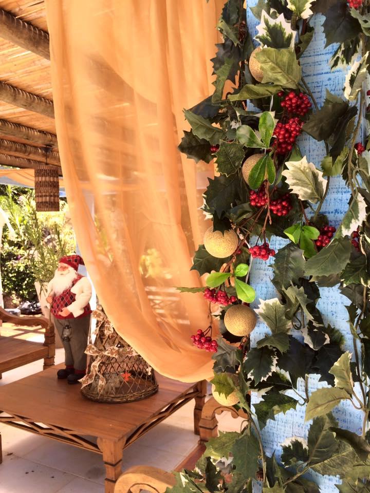 Decoração rústica de natal5