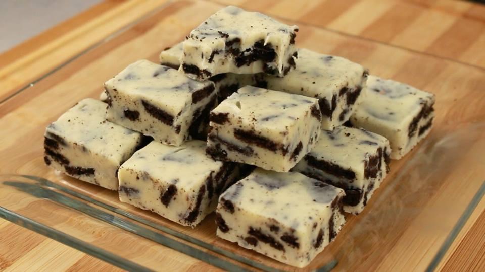 Sobremesa de Biscoito Oreo - Receita de Sobremesa Rápida