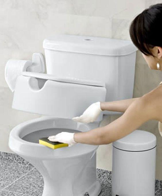 Como Desentupir Vaso Sanitário - Métodos Simples e Baratos