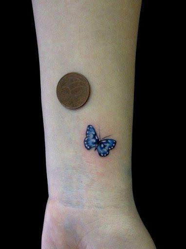 Tatuagens Femininas Discretas - Fotos Para Você se Inspirar