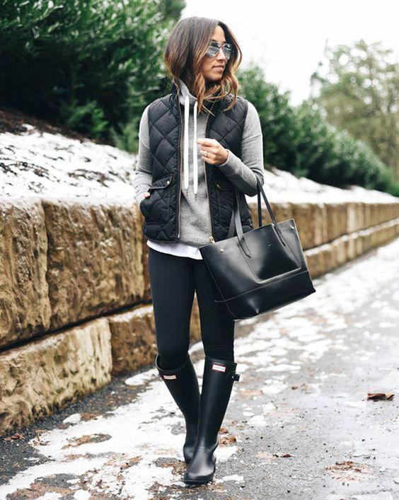 Moda Inverno 2017 - Colete Feminino: Como Combinar, Fotos e Dicas