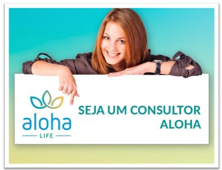 Aloha Life: Produtos e Cadastro para Revenda