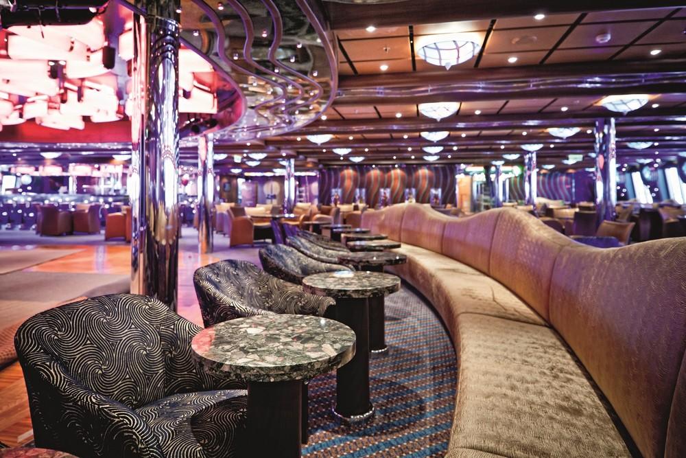Bar do cruzeiro Costa Fascinosa