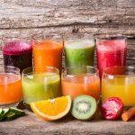 Sucos Ajudam a Reforçar a Imunidade