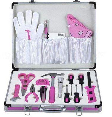 Maleta de ferramentas feminina 1