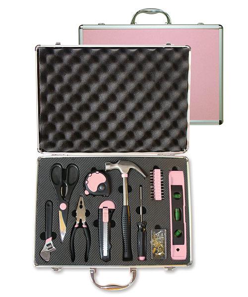 Maleta de ferramentas feminina 7