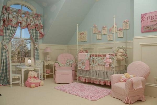 Decoração Para Quarto de Bebê – 26 Ideias Bacanas Para Anotar-1