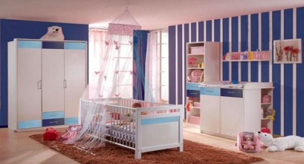 Decoração Para Quarto de Bebê – 26 Ideias Bacanas Para Anotar-5