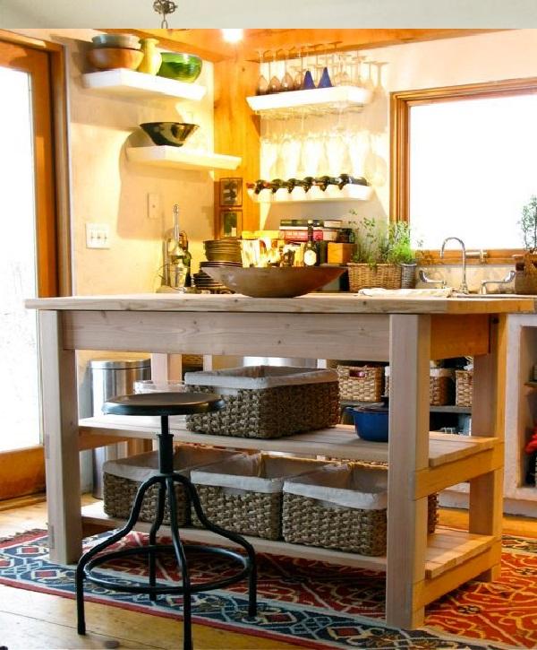 Apartamentos Decorados Pequenos – Veja 22 Ambientes Inspiradores-8